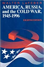 America, Russia and the Cold War (America in Crisis) by Walter LaFeber (1996-12-26)