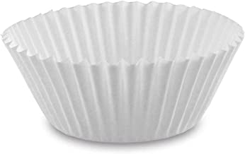 400Pcs White Cupcake Paper Muffin Cupcake Liners Baking Paper Cup for Candies Cupcakes Muffins Decoration