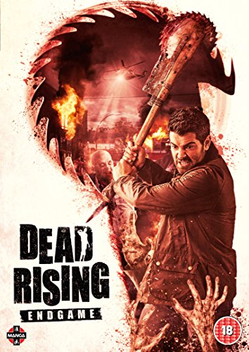 Dead Rising: Endgame [Reino Unido] [DVD]