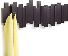 zxb-shop معطف رف قبعة شماعات الديكور الإبداعية الجدار شنقا سلسلة المفاتيح رف شرفة سلسلة المفاتيح هوك للمظلة شجرة الوقوف (ا...