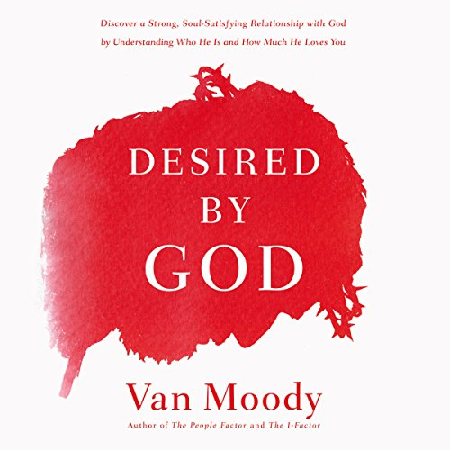 Desired by God audiobook cover art