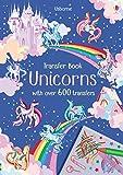 Transfer Activity Book Unicorns (Transfer Books)