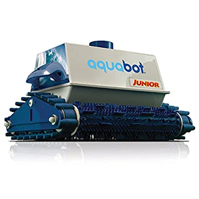 AQUA PRODUCTS INC. Aquabot Junior Robotic In Ground Pool Cleaner w/Extra Replacement Filter Bag