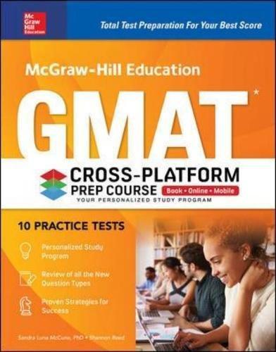 McGraw-Hill Education GMAT:...