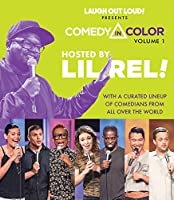 Comedy in Color, Volume 1: Hosted by Lil Rel (1) (Laugh Out Loud Presents Comedy in Color)