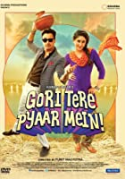 Gori Tere Pyaar Mein! Hindi DVD (Bollywood Film/Cinema/Movie) (2013)
