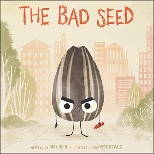 The Bad Seed audiobook cover art