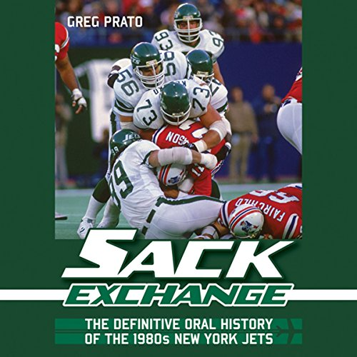 Sack Exchange audiobook cover art