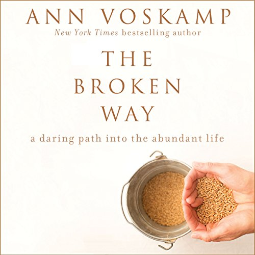 The Broken Way audiobook cover art