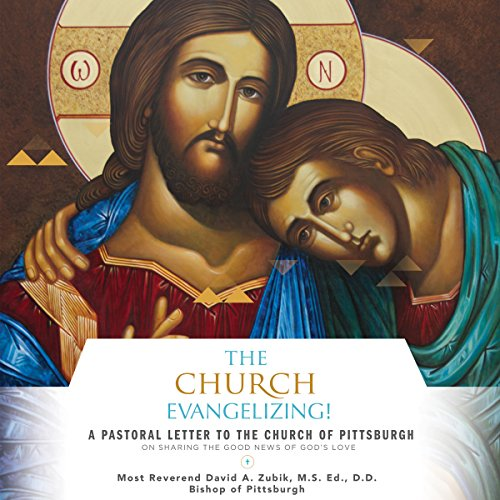 The Church Evangelizing! audiobook cover art