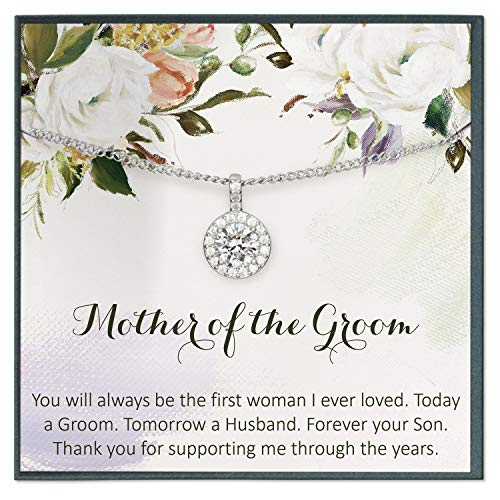 Mother of The Groom Gift from Son, Wedding Gift from Groom to Mom,...