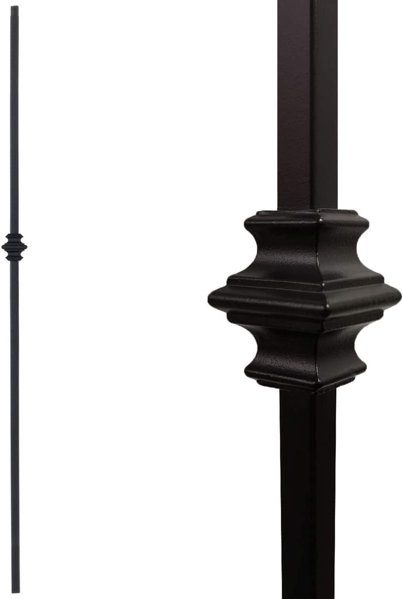 Las Vegas Mall Railing Spindles 10-Pack Hollow Single Stair Baltimore Mall Knuckle Balusters