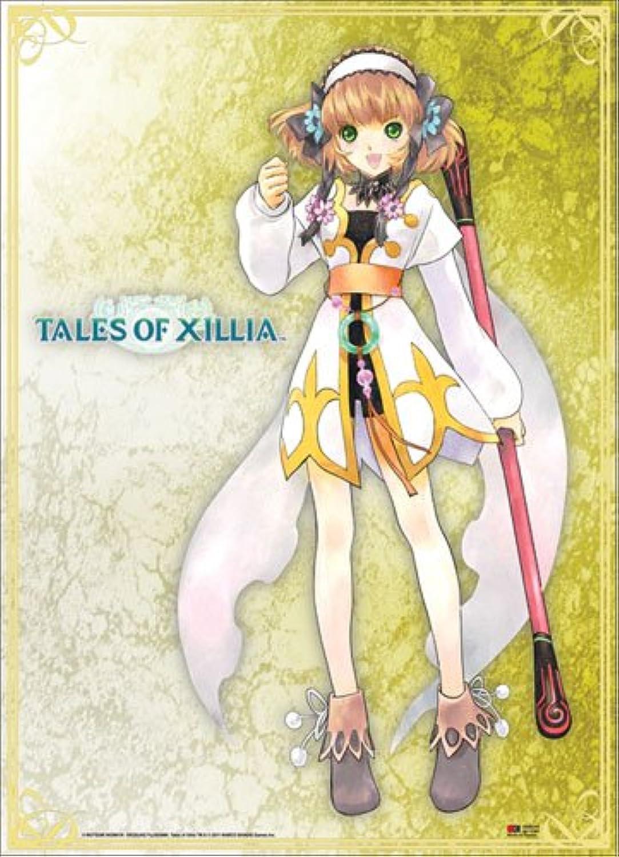 ventas directas de fábrica De parojo Scroll Scroll Scroll Tales of Xillia Nuevo Tejido de Leia arte con licencia Anime ge60254  Mercancía de alta calidad y servicio conveniente y honesto.