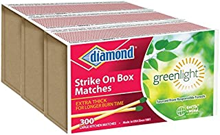 DIAMOND- Strike ON Box Matches [3 BXS of 300] (Original Version)