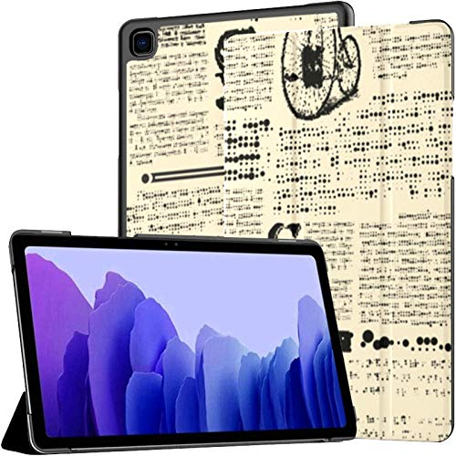 Old Newspapers In The World Samsung Galaxy Tab A Covers Galaxy Tab A7 10.4 Inch Samsung Tablets Case Galaxy Tab A7 Case With Auto Wake/sleep Fit Case For Tablet For Galaxy Tab A7 Sm-t500/t505/t507