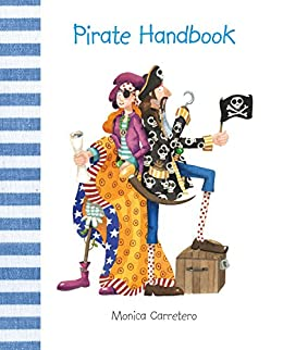 Pirate Handbook (Handbooks) by [Mónica Carretero, Jon Brokenbrow]