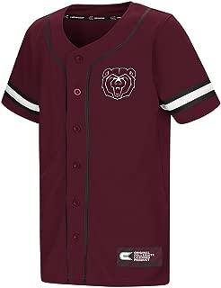 Best missouri state university baseball jersey Reviews