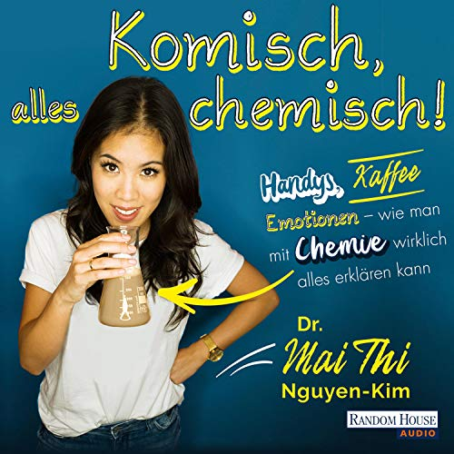 Komisch, alles chemisch audiobook cover art