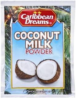 2 Pk Caribbean Dreams Coconut Milk Powder 1.76 oz