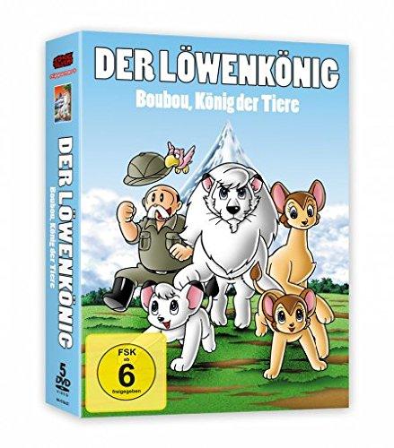 Boubou, König der Tiere - Gesamtausgabe (5 DVDs)