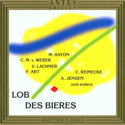 Carl Reinecke: Sie trinken immer noch eins op. 103 - Nr. 6 fuer Maennerstimmen a cappella