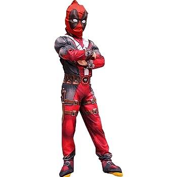 Disfraz deadpool – Niño – Vestido – Super héroes – Carnaval ...