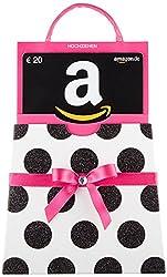Amazon.de Geschenkkarte in Geschenkkuvert - 50 EUR (pinke Schleife)