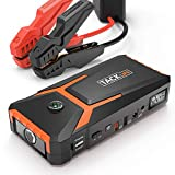 TACKLIFE T8 Booster Batterie - 800A 18000mAh Portable Jump Starter avec Affichage...