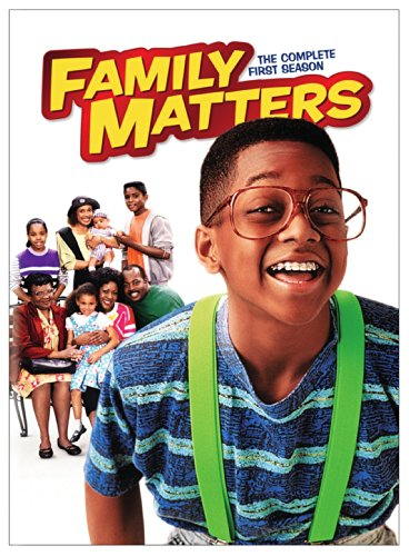Family Matters: Complete First Season [Reino Unido] [DVD]