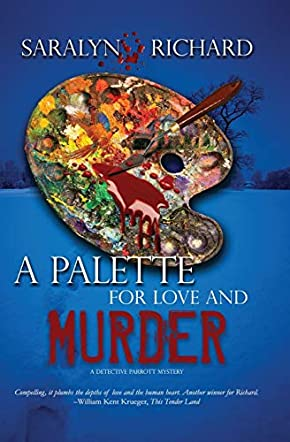 A Palette For Love And Murder