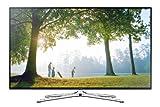 Abbildung Samsung UE32H6270 80,4 cm (32 Zoll) 3D LED-Backlight-Fernseher, EEK A (Full HD, 200Hz CMR, DVB-T/C/S2, CI+, WLAN, Smart TV) schwarz/silber