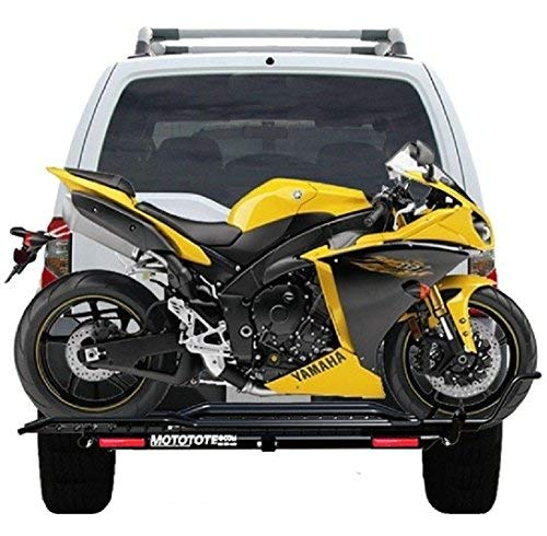 MotoTote Sport Bike Motorcycle Carrier Hitch Rack