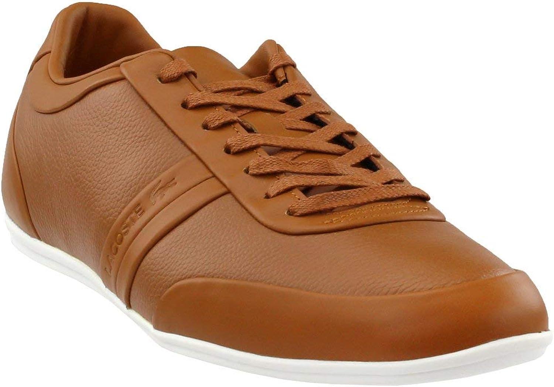 Lacoste Mens STORDA 118 1 U CAM Athletic & Sneakers Tan