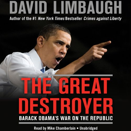 The Great Destroyer audiobook cover art