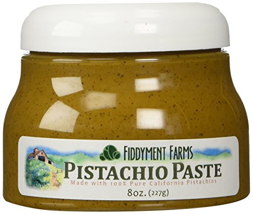 Fiddyment Farms 8 Oz. Pistachio Paste
