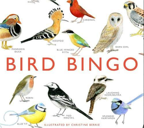 Laurence King Publishing Bird Bingo