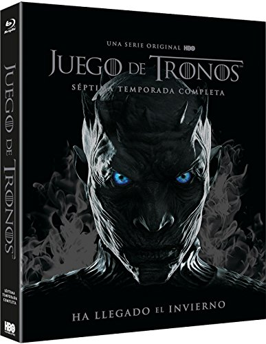 Juego De Tronos Temporada 7 Premium  Blu-Ray Blu-ray