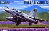 Kitty Hawk Model Maquette Avion Mirage 2000 C