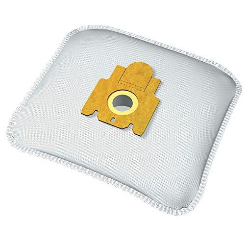 10 Staubsaugerbeutel geeignet für MIELE Electronic 1400, S 163, Electronic 850, Electronic Hepa, Exquisit HS von McFilter