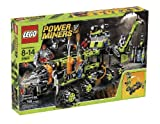 LEGO Power Miners Titanium Command Rig (8964) by LEGO (English Manual)