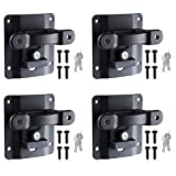 Truck Tie Down Anchors for Ford F150 F250 F350 & Raptor, Set of 4 Tie Down Brackets & Set of 4 Box Link Cleats