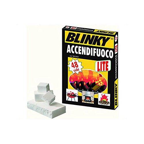 Accendifuoco Blinky-Lite 48 Cubetti
