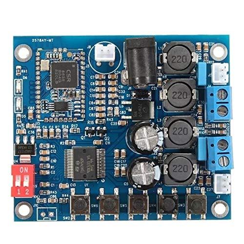 ZXJUAN draadloze bediening, 25 W + 25 W, TDA7492P, kan het uitgangsvermogen van de versterker van de ontvanger instellen, afdichtingsmodule voor Bluetooth Digital Audio CSR4.0