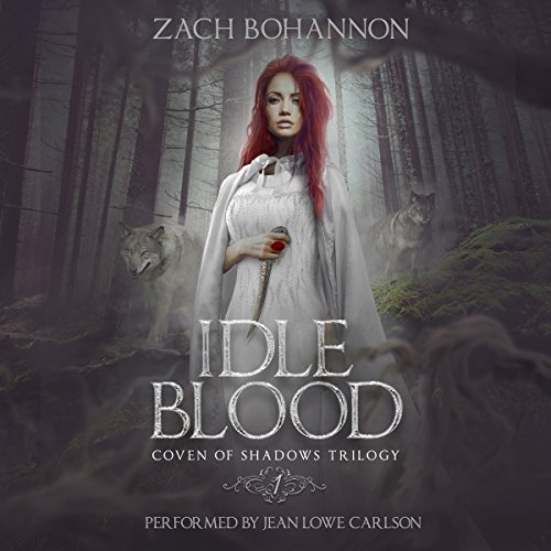 Idle Blood audiobook cover art