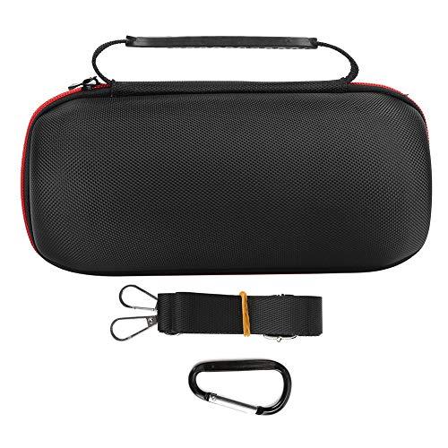 DEWIN Lautsprecher-Schutzhülle - Audio-Aufbewahrungstasche Tragbare Sound-Aufbewahrungstasche Shakeproof Sound Audio-Schutzhülle für puls4