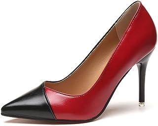 zapatos deportivos 92973 4ff09 Amazon.es: tacones charol - Zapatos de tacón / Zapatos para ...