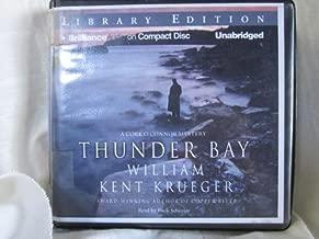 Thunder Bay by William Kent Krueger Unabridged CD Audiobook