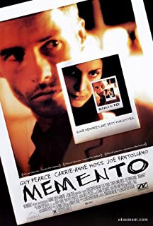 Memento 27 x 40 Movie Poster - Style A