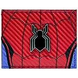 Cartera de Marvel Spider-Man Logotipo de Regreso a casa Rojo...