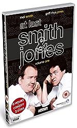 Alas Smith and Jones on DVD